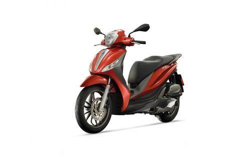 Piaggio Medley S red 500x316 - piaggio -