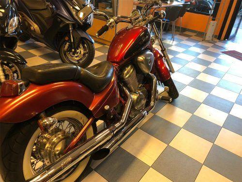 Honda Vt600 Shadow 11 500x375 - carretera -