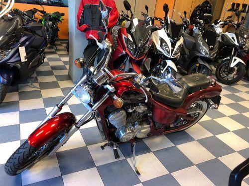 Honda Vt600 Shadow 13 500x375 - carretera -