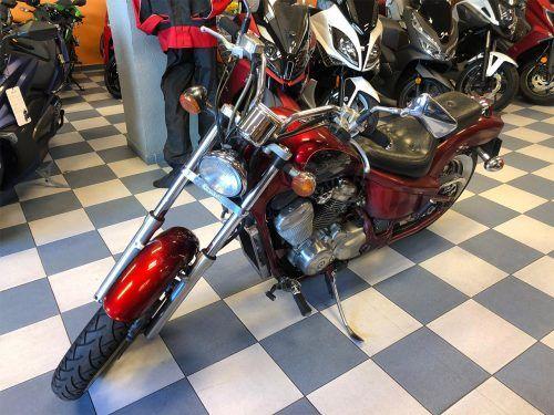 Honda Vt600 Shadow 3 500x375 - carretera -