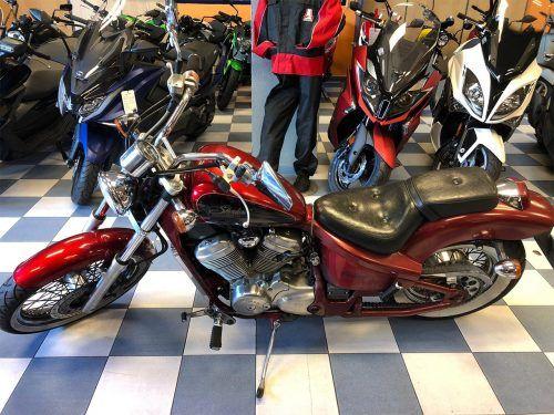 Honda Vt600 Shadow 4 500x375 - carretera -