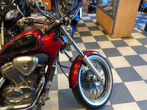 Honda Vt600 Shadow 5 500x375 - carretera -