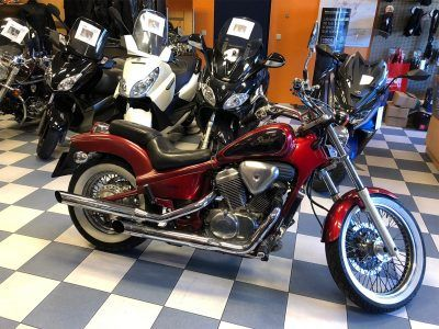 Honda Vt600 Shadow 7 400x300 - carretera -