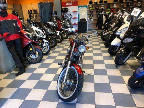 Honda Vt600 Shadow 9 500x375 - carretera -