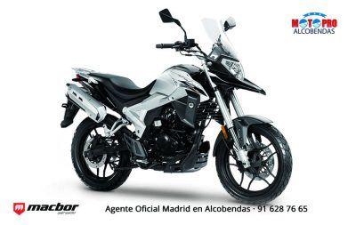 Macbor XR1 Motopro Alcobendas