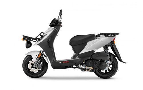 kymco agility carry 125 14 500x316 - kymco -