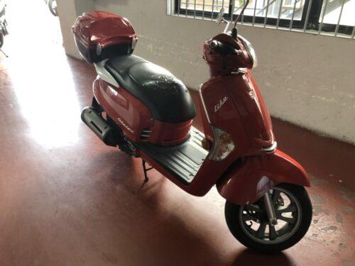 kymco like 125 04 500x375 - scooter-125 -